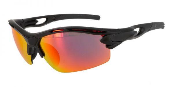Q52 Sports Sunglasses Black