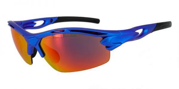 Q52 Sports Sunglasses Blue