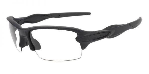 SS713 Prescription Safety Glasses Black