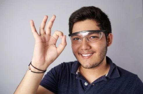 Asian Fit Prescription Safety Glasses